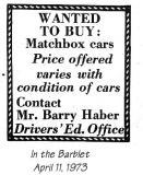 Haber Ad (April Fools)