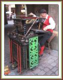 The old busker