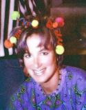 Rachel @ Edie's hot tub party 2000