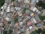 Favela from above