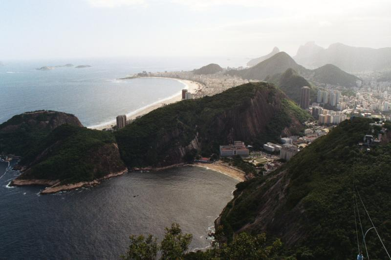 Rio de Janeiro do Pão de Açúcar