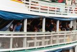 Barco com Redes, Manaus