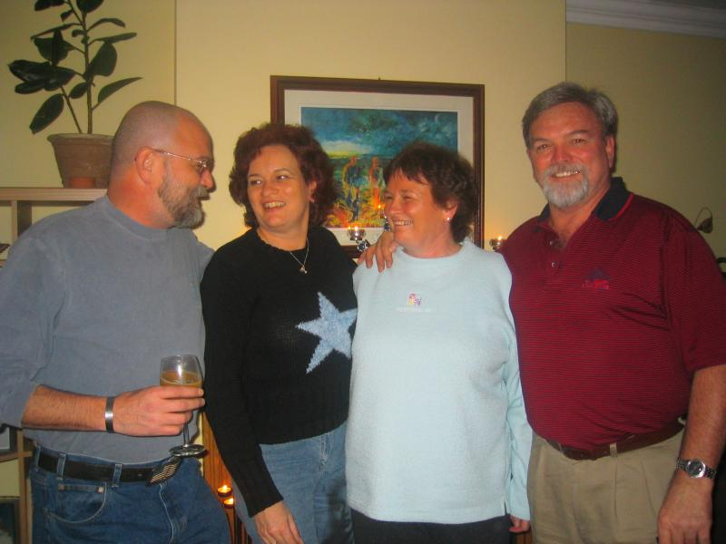 The four Flannery siblings