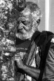 Aboriginal man at Manly