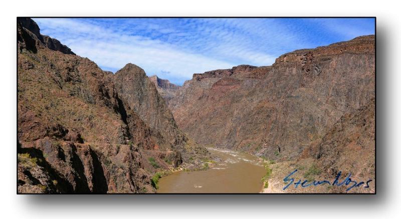 Grand Canyon : Week 1