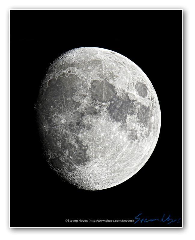 Moon  : Week 10