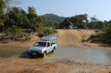 Road to Ban Kuan, Laos