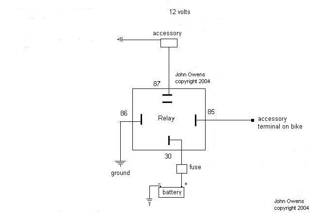 v relay wiring diagram v wiring diagrams 35092434 v relay wiring diagram