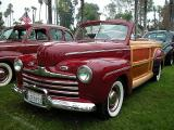 Ford Sportsman (made with all Ford parts and custom wood)