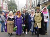 Vikings on parade