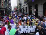 Krewe of Elvis Mardi Gras March