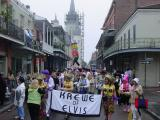 KOE March from St. Louis Cathedral