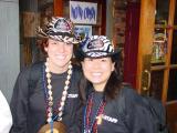 Bead Whores at KOE Party 2003