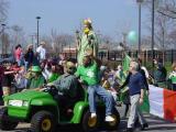 St. Pat's Parade on Nashville Church St