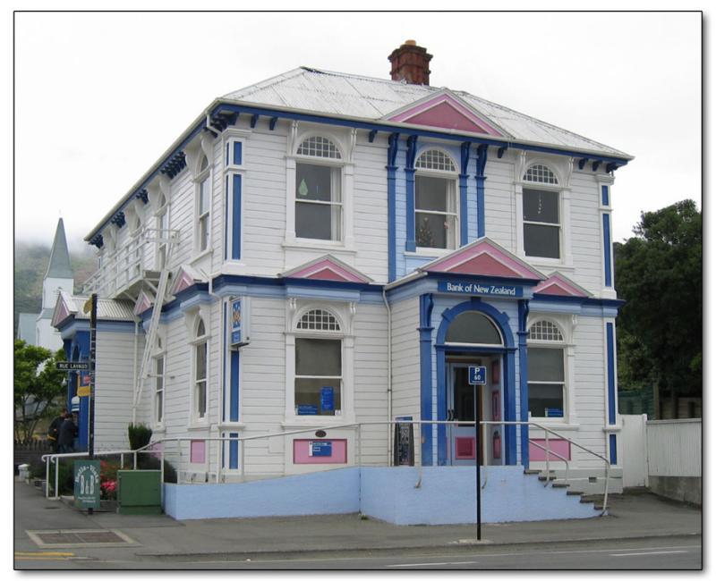 Banking New Zealand Style