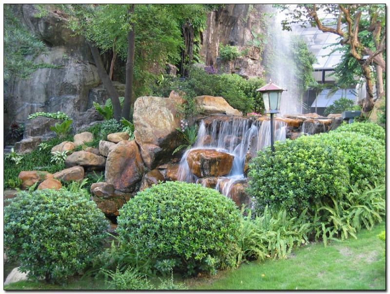 Guanghzou garden