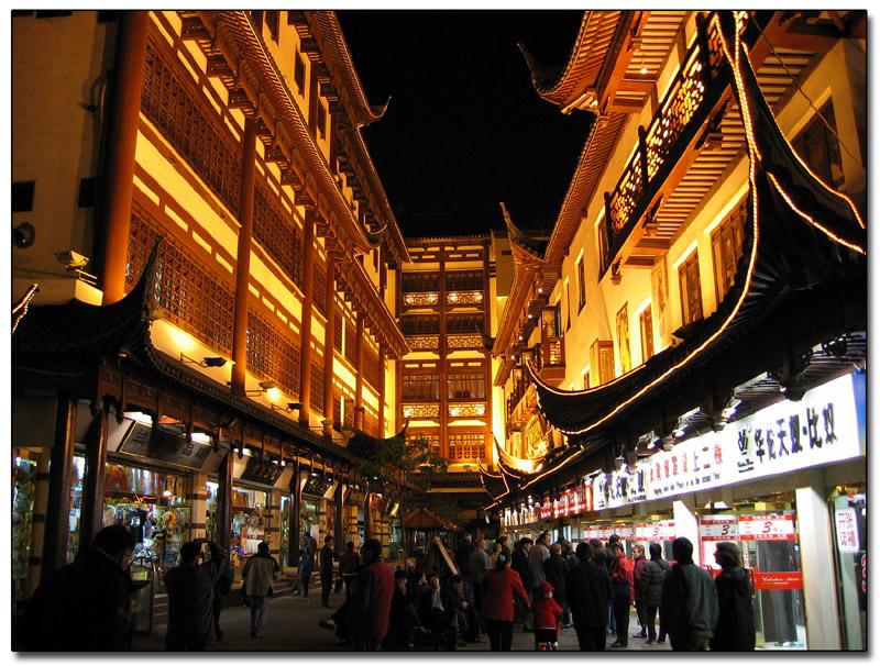 Yu Yuan Market, Shanghai