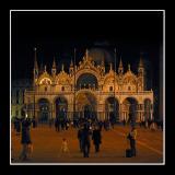 Basilica di St Marco...