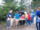 Aid Station #2