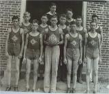 Lumber City High Boys Team - 1934
