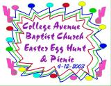 College Avenue Baptist Church Pictures