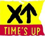 Come ride with us! Find Time's-Up on the Web at:  http://www.times-up.org/