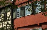 Häuser an der Pfarrgasse (Nähe vom Kräutergarten und neben Nikolauskirche)