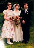 Margaret & Peter's Wedding