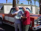 Rick joins green truck club