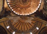 Aya Sophia ceiling