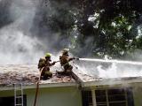 Dangers of Firefighting