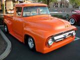 1956 Ford F100 pickup, big window