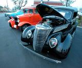1937 Ford Cabriolet  w/ Supercharged V8 flathead