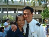 Mr. & Mrs. Aloha - Darrin (Explorers Graduate, class of 1990) & Maile