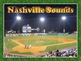 Nashville Sounds AAA Baseball Team