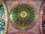 Intérieur de la grande mosquée du Caire