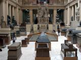 Atrium du musée du Caire