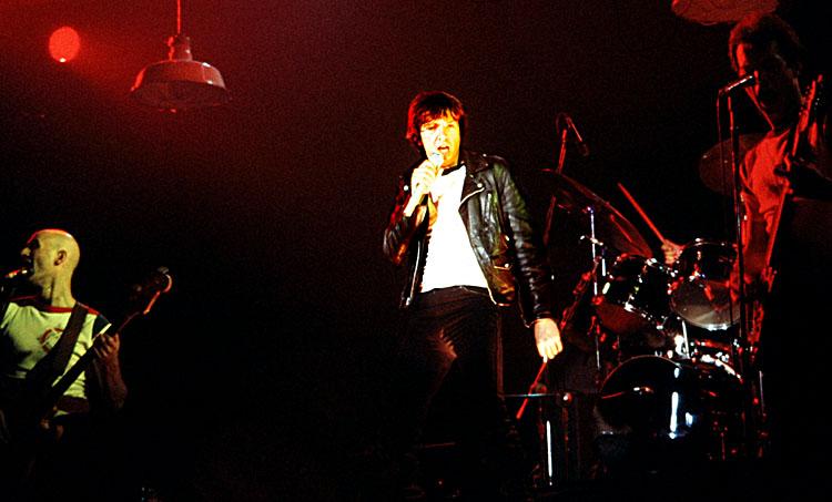 Peter Gabriel & band
