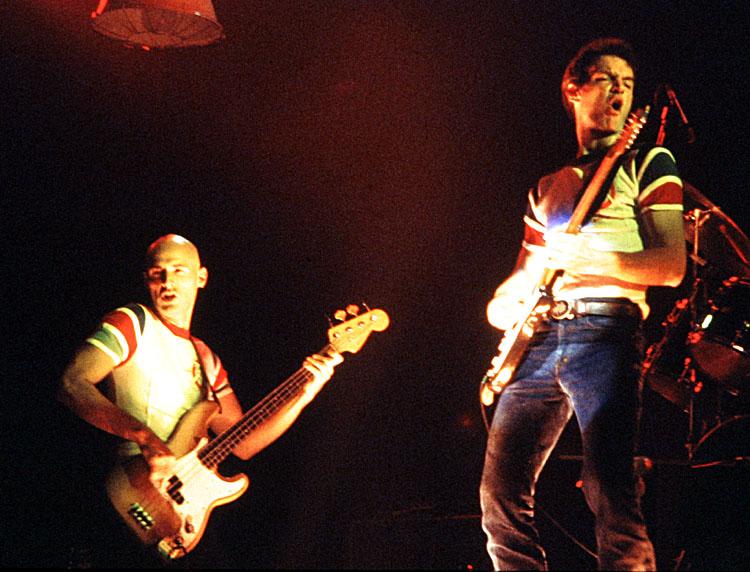 Peter Gabriel band