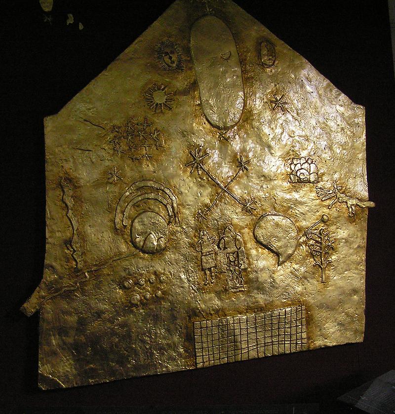 Incan Gold shows their Religious Gods