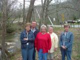 At The Mountain Bridge & Stream