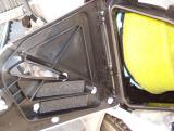 Airfilter access door
