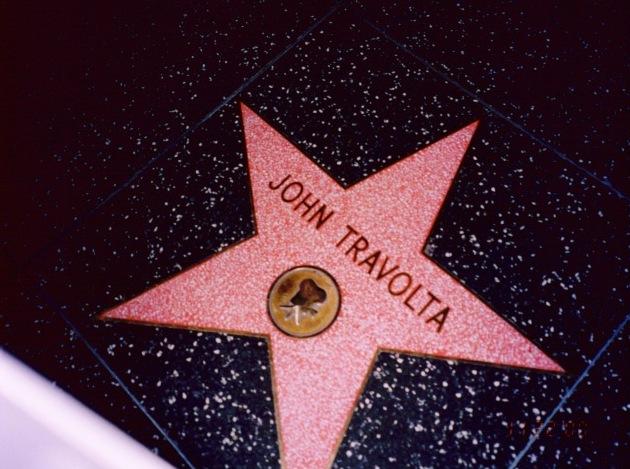 John Travoltas star