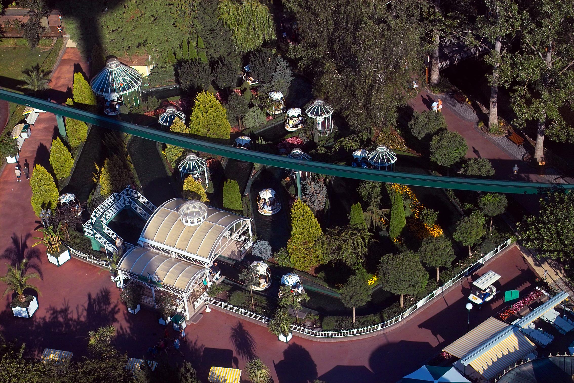 Aerial (Europapark)