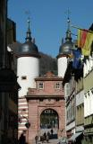 Street to the Old Bridge (Karl Theodor Bruecke)