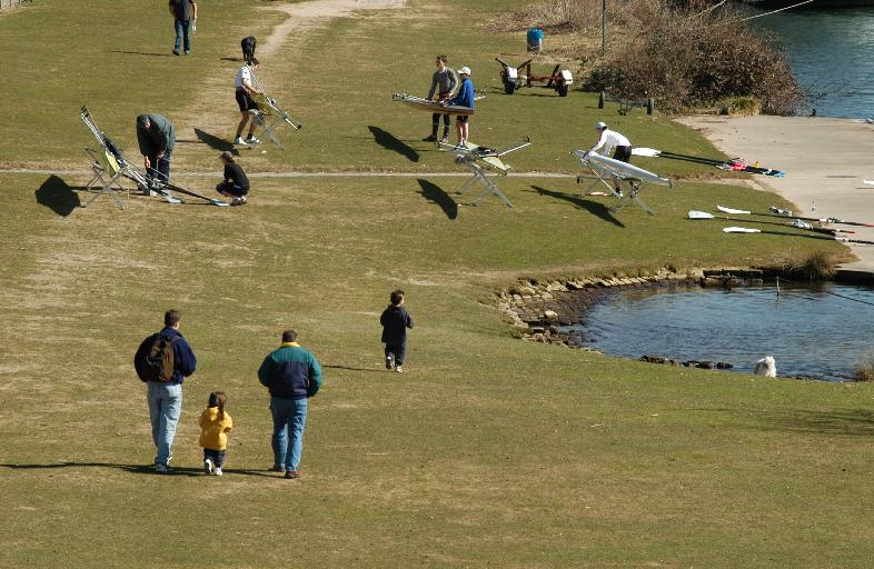 Sports Activities on the Neckar River