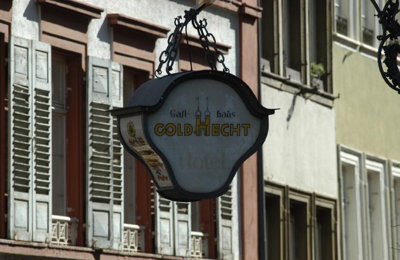 Gasthaus Goldhecht