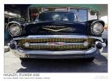 Drive In: Chevy BelAir 1957