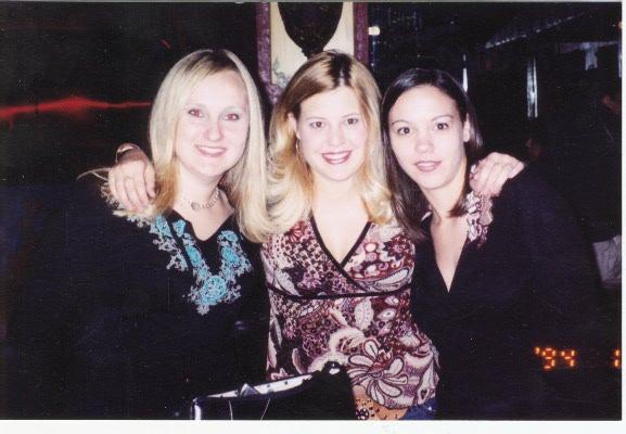 Sarah, Tarina and Lindsy at axis radius.