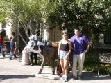 San Antonio cow markers